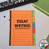 Essay Writing: Interactive Notebook Mini Flip Book