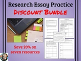 Essay Writing Practice Discount Bundle-Save 20%