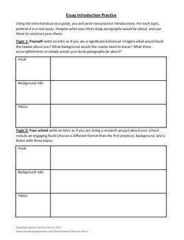 Essay Writing Practice Discount Bundle-Save 20%
