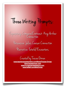 Free Essay Writing Prompts: Narrative, Persuasive, Expository