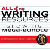 Essay Writing Resources Bundle