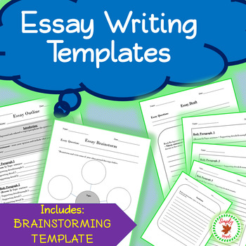 Essay Writing Templates