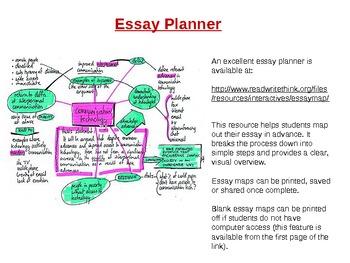 Essay Writing Tool Kit for Senior Students