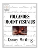 Essay Writing: Volcanoes: Mount Vesuvius (Distance Learning)