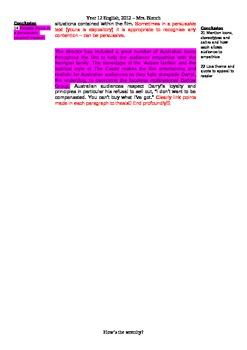 Essay - example