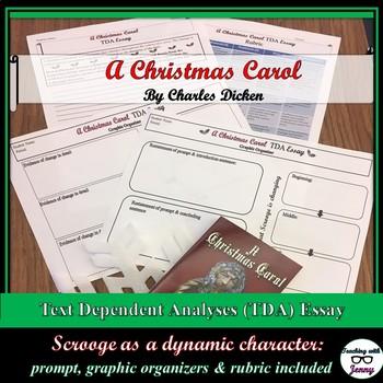 Essay for Christmas Carol