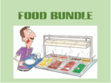 Essen (Food in German) Bundle