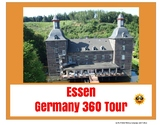 Essen Germany Tour Project - Digital or Printable - distance learning