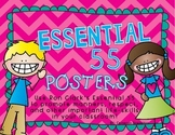 Ron Clark Essential 55 Life Skills Posters