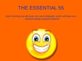 Essential 55 Warmup Lessons