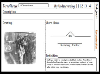 Essential AP United States History Vocabulary: Daily Warm-Ups