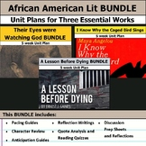Essential African American Literature Unit Curriculum