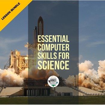 Science Computer Skills for the Lab Bundle