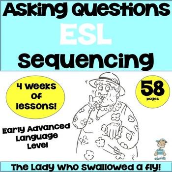 ESL Essential Eating Verbs-Advanced- Grammar Unit and Lesson Plans