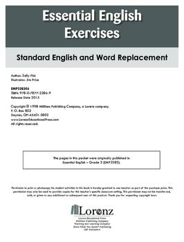 Essential English Exercises