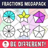 Fractions Clipart (Essential Pack)