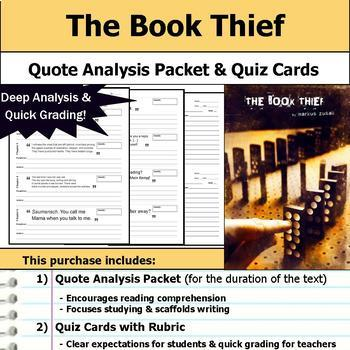 Essential Holocaust Literature Unit - Diary of a Young Girl, Book Thief, & More