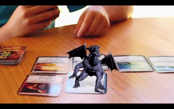 Essential Spelling Words Battle Card Game - Mana the Quest