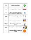Essential Mathematics Vocabulary Sort and Assessment- Grades 3-5