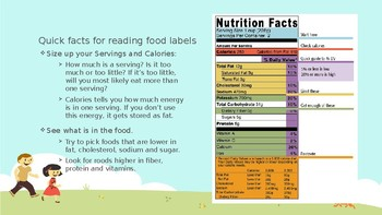 Essential Nutrients: Understanding Nutrition Facts and Labels