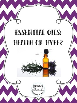 Essential Oils: Health or Hype?
