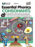 Essential Phonics: Consonants - Set 16 - 'sh', 'ti', 'ch' Sounds