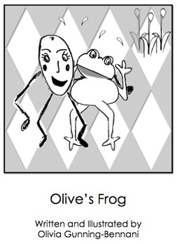 Essential Phonics Reader - Olive's Frog