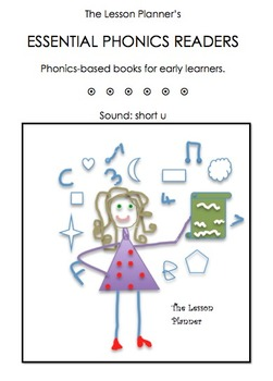 Essential Phonics Reader - Pup and Bug