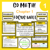 Essential Question/Objective Posters (3rd Grade-Go Math! C