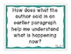 Essential Question Posters - 3rd Grade Reading Common Core State Standards