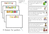 Essential Question Posters for First Grade Common Core Standards