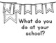 Essential Questions 1st Grade WONDERS