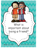 Essential Questions Book Covers First Grade Journeys Unit 1