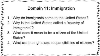 Essential Questions CKLA Grade 2, Domain 1-12 BUNDLE