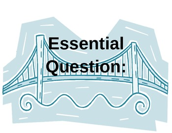Essential Questions - Common Core - 2nd Grade
