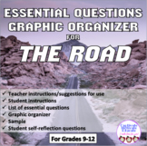 Essential Questions Graphic Organizer for The Road, analysis