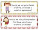 Essential Questions - Math (Grade 5, Common Core) -Rainbow Colors