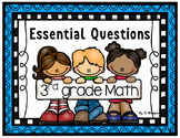 Essential Questions - Math grade 3