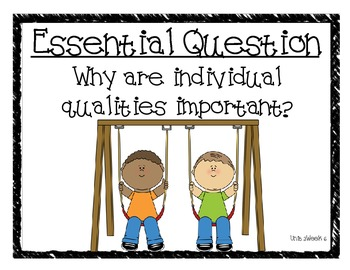 McGraw-Hill Essential Questions Posters ~ Unit 3