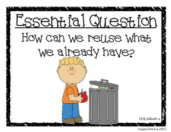 McGraw-Hill Essential Questions Posters ~ Unit 5
