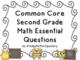 Essential Questions Second Grade Common Core Math
