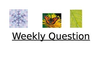 Essential Questions Sidewalks Level D Unit 3