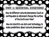 Essential Questions for 7th Grade Science
