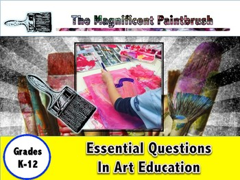 Essential Questions in Art Education