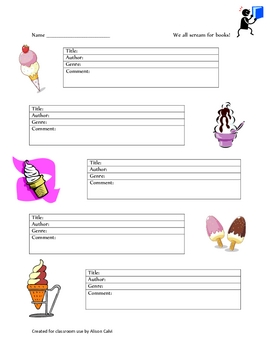 Essential Reading Logs for the Elementary Classroom