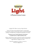 Essential Science: Light