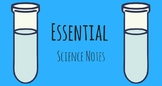 Essential Elementary Science Notes
