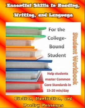 Common Core Skills Workbook - Activities for Reading, Writing, and Language