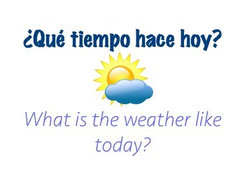 Essential Spanish Classroom Posters