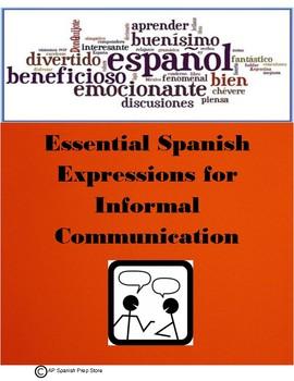 Essential Spanish Informal Conversational Expressions